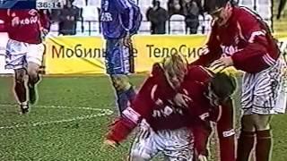 СПАРТАК - Ротор (Волгоград, Россия) 3:0, Чемпионат России - 2002