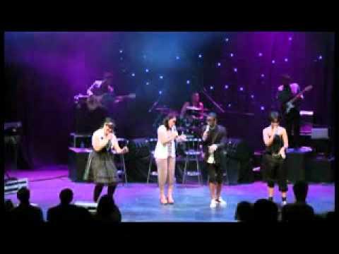 AFRIKAANS GOSPEL SONG ''ROTS'' CHOSENHAHA