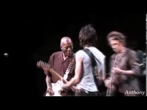 The Rolling Stones Ft Buddy Guy - Night Time is the Right Time