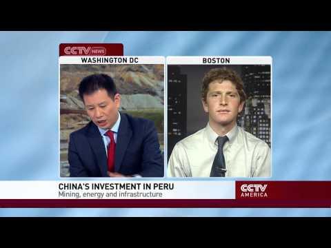 Peru's mining industry attracting international attention