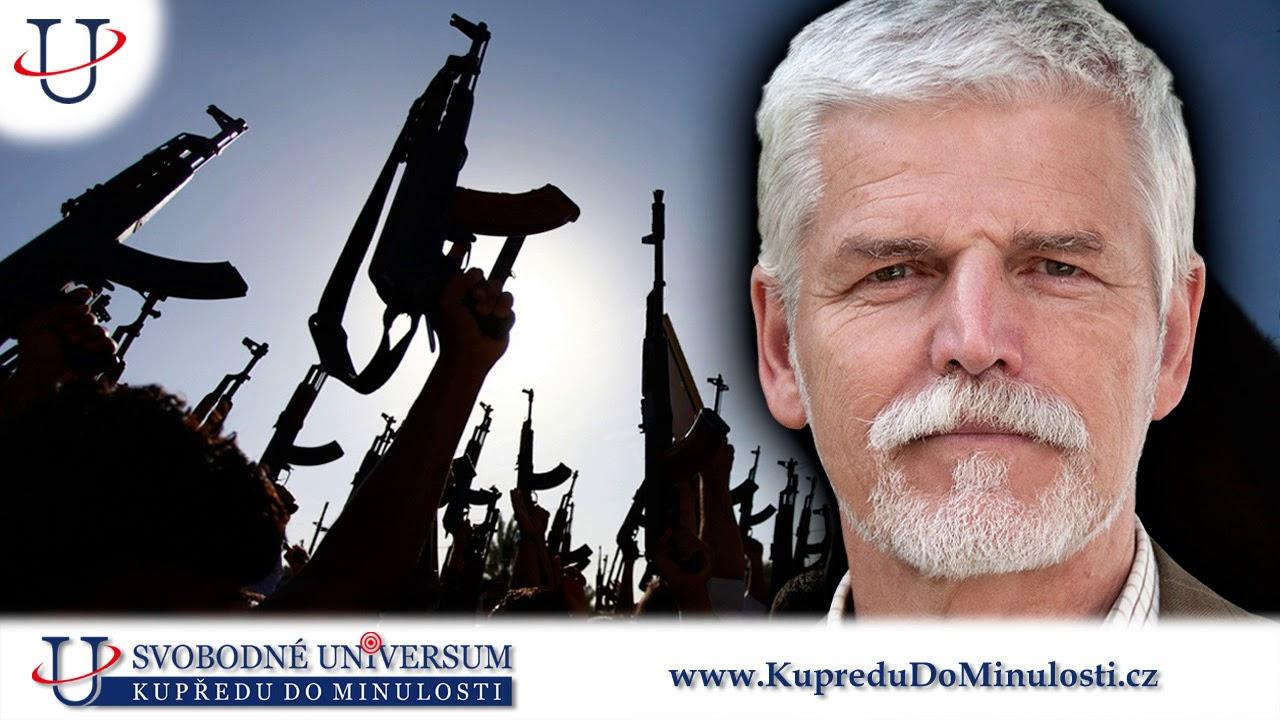 Petr Pavel 1. díl: Nejurgentnější hrozbou dnešní doby je islámský extremismus