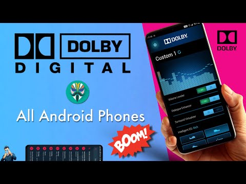 Install Digital Dolby Plus In All Android Phones | How To Flash Dolby In Any Phones | Digital Dolby+