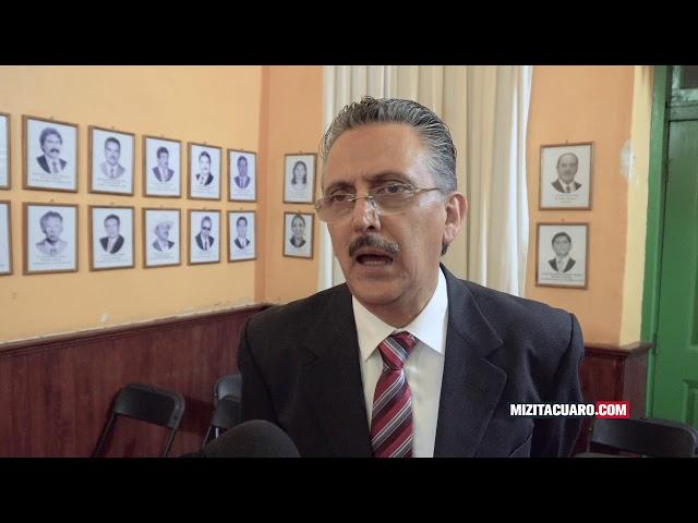 Santiago Jiménez Baca Nuevo secretario del Ayuntamiento de Zitácuaro