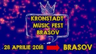 STIU CA VREI LA KRONSTADT MUSIC FEST 2018