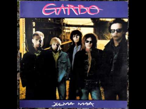 Garbo - Kuuma Veri (1986)