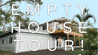 WE'RE MOVING TO HAWAII! | EMPTY HOUSE TOUR