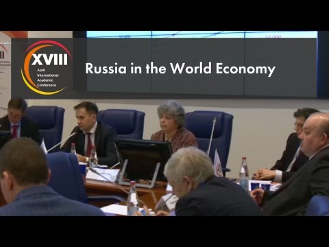 Russia in the World Economy
