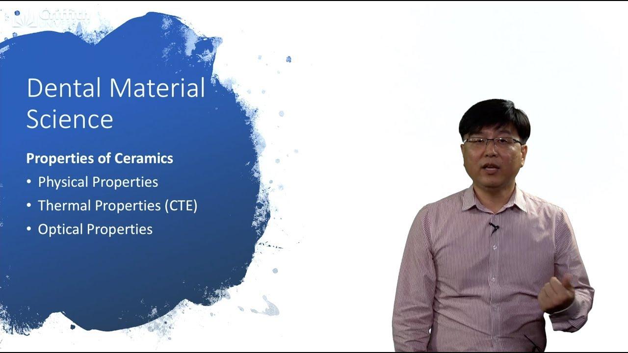 Dental Material Science Cte Youtube