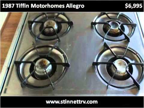 1987 Tiffin Motorhomes Allegro Used Cars Clarksville In