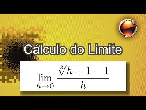 (p.95 Ex26) Cálculo Do Limite Quanto H Tende A Zero De (cbrt(h+1)-1)/h