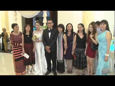 le thanh hon Ngọc Tuấn - Kim Ly phần 2