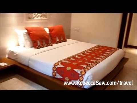Club Med Bali - room video