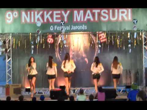 Pop Soul - Genie - 9º Nikkei Matsuri - 30/03/2014 - Parte 3