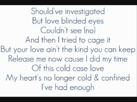 Rihanna - Cold Case Love [Lyrics]