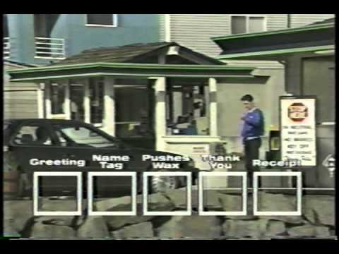 Classic Seattle TV: Hour NW 1994 Mystery Shopper  Brown Bear Car Wash