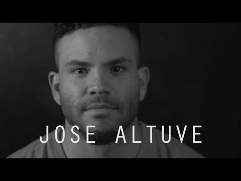 Jose Altuve discusses his journey to the show