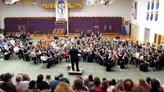 """The Invincible Eagle"" - 2010 NEIBA Sousa Honor Band"