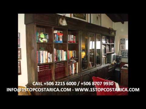 5 Bedroom Mansion for Sale in Santa Ana, COSTA RICA