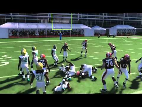 Madden 15 Money Run Play (easy touchdowns)