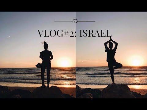 VLOG:  Месяц в Израиле. Я СТАЛА ВЕГАНОМ?