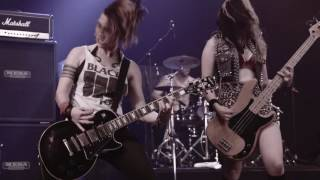 BARB WIRE DOLLS - Blind To Your Misery (Official Video)