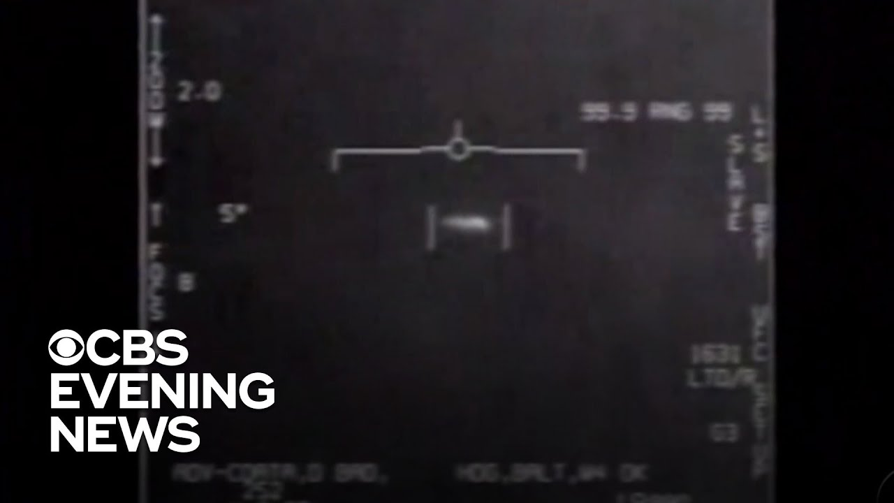 Pentagon releases report on UFOs