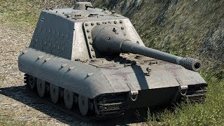 World of Tanks Jagdpanzer E100 - 10 Kills 10,9K Damage (1 VS 5)