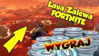 ⭐ NEW Floor is a lava in Fotnite and a contest for Fortnite and ROBLOX subscribers ⭐
