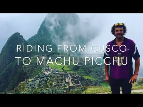 Bicycle Touring From Cusco To Machu Picchu
