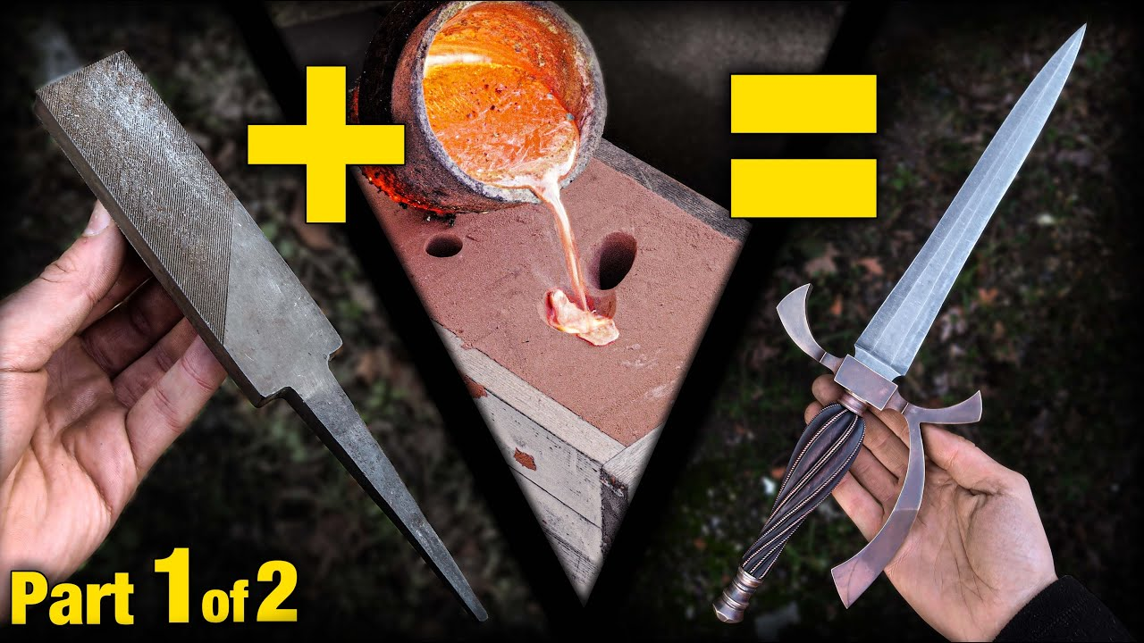 From Scrap To Quillon Dagger | Part 1 of 2