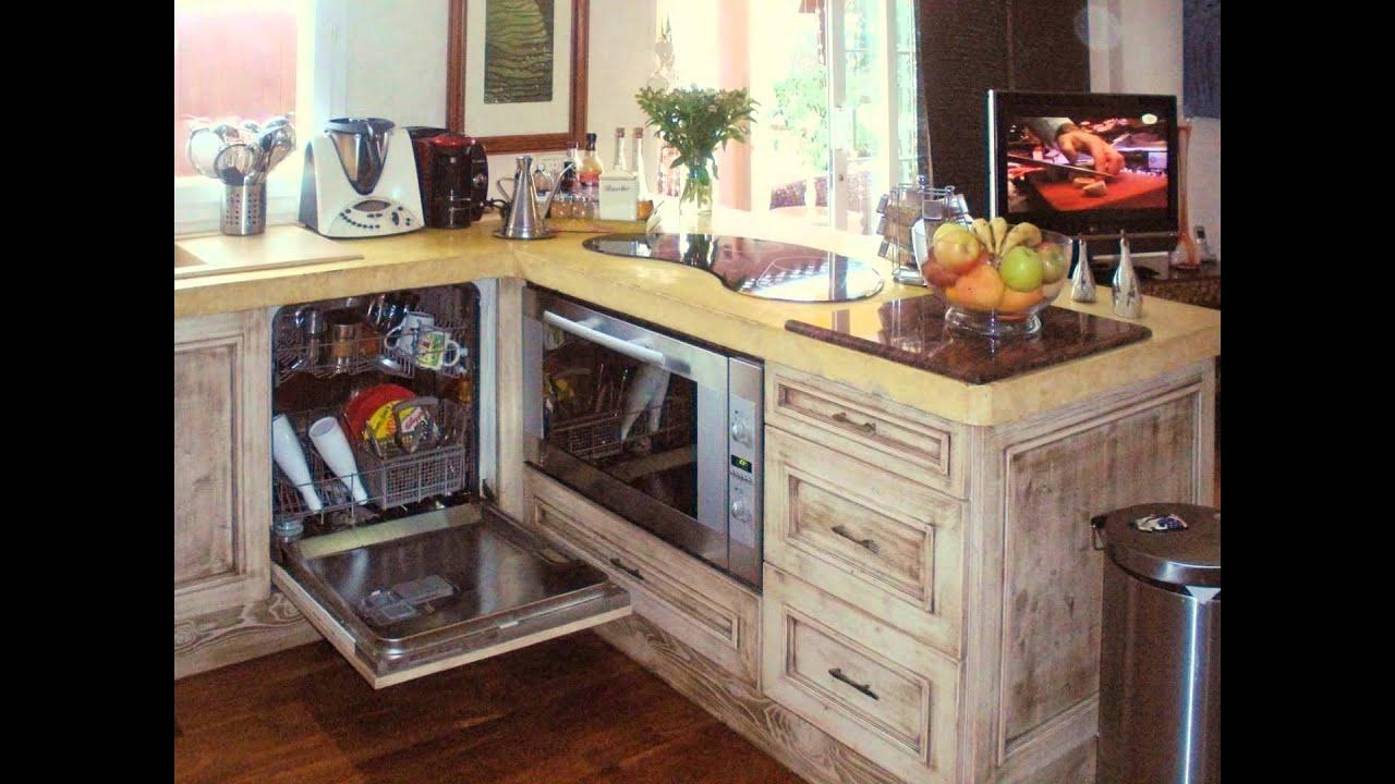 Muebles de cocina Tenerife | Carpintería RENUX - YouTube