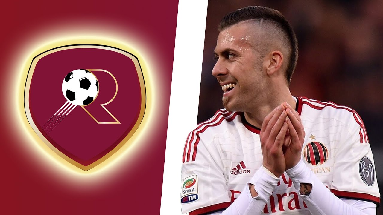 Jeremy Menez Welcome To Reggina 1914 Youtube