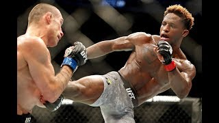 Hakeem Dawodu vs Kyle Bochniak at UFC 231 Full Fight Recap
