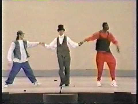 Bill Irwin - Largely New York - Tony Awards 1989