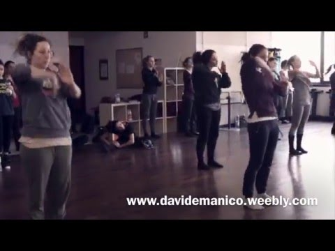 Contemporary Dance - stage 2015