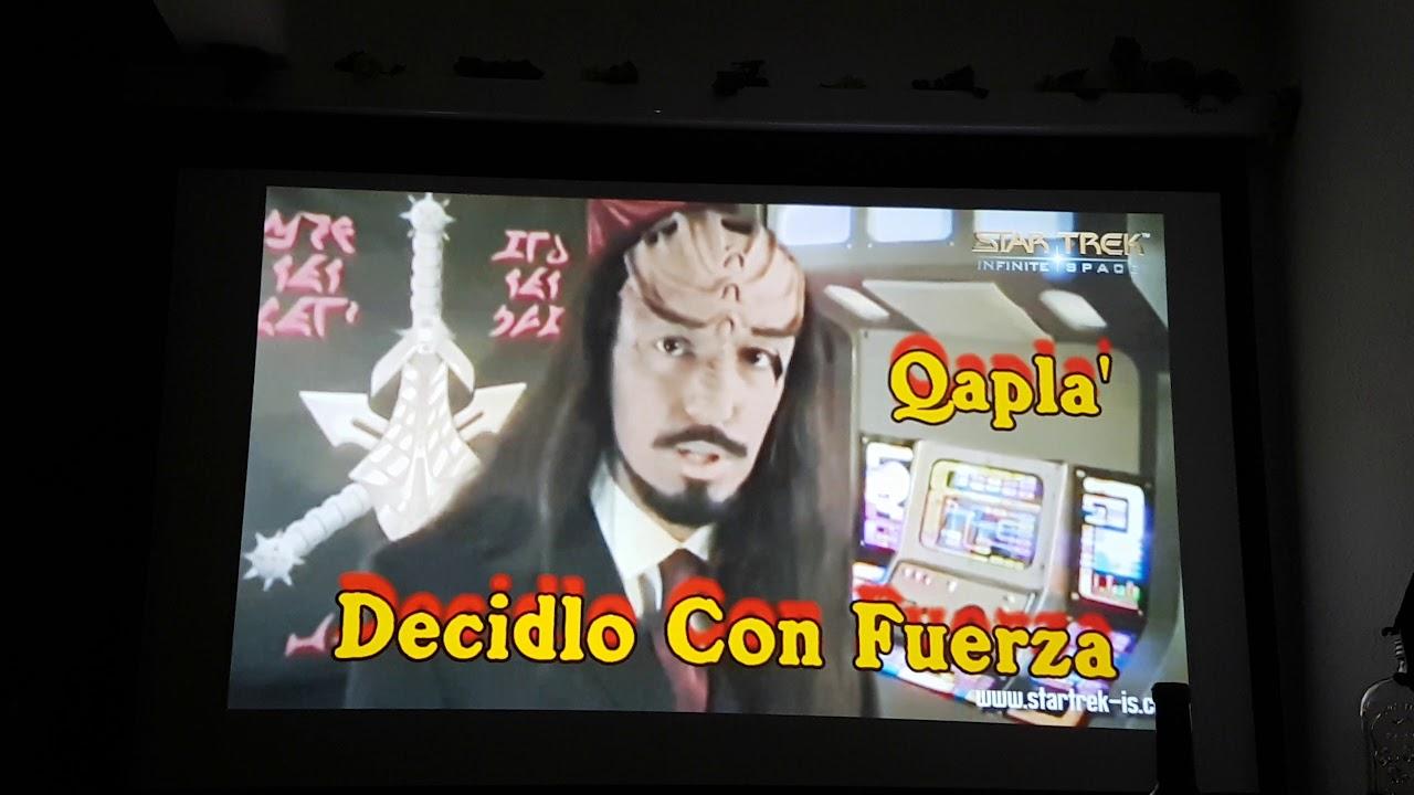 Lecciones De Como Hablar Klingon 5p