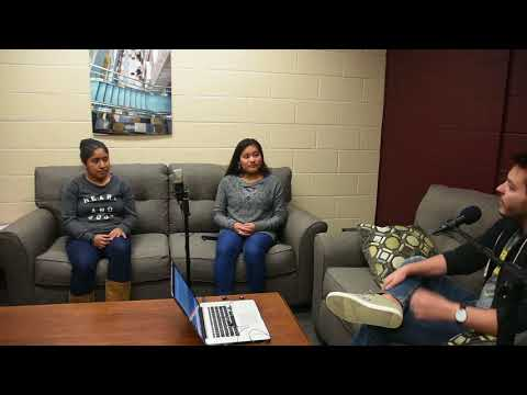 Liubitza Mendoza and Jennifer Paxtle Interview