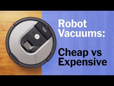 Robot Vacuums: Cheap vs Expensive