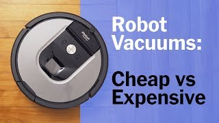 Robot Vacuums: Cheap Vs Expensive