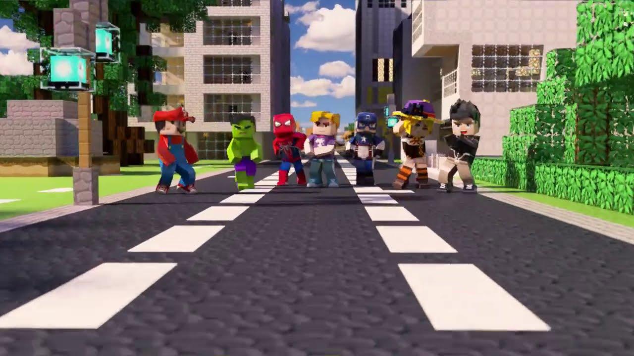 Blockman GO: Welcome to My World(Gameplay Trailer)