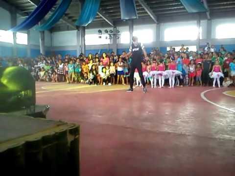 TADA Dancers.  Tuy Batangas Kambingan Festival