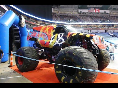 Hot Wheels Monster Trucks Live New Orleans Full Show Saturday 2019