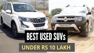 Best used SUVs in India under Rs 10 lakh