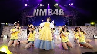 NMB48市川美織(24)が16日、さいたま市の大宮ソニックシティ...