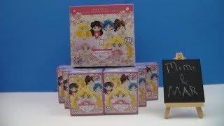Sailor Moon Petit - Chara! Sakura Festival blind box Full Set