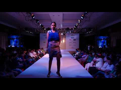 INIFD Jodhpur Fashion Show walk 8