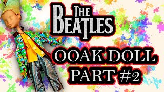 The Beatles Inspired OOAK Doll | Part 2 | Clothes