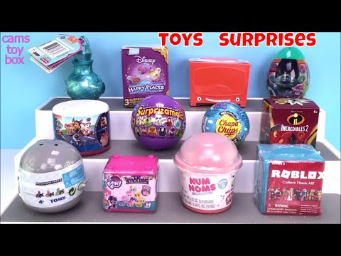 Num Noms Roblox Incredibles Surprise Toys...