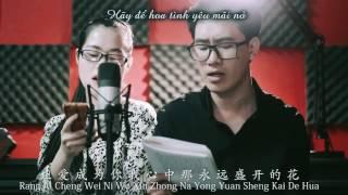 Thần Thoại Acoustic cover   Teo Maxx ft Nguyen Tran (美丽的神话)