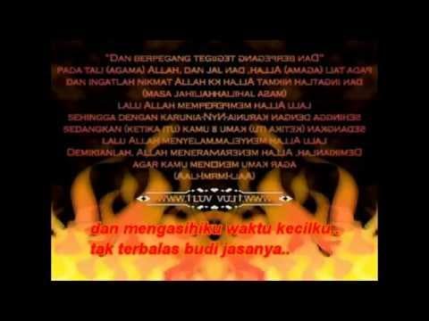 jasa ayah ibu with lyric-aeman